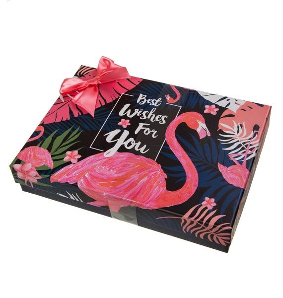 Подарочный набор из 5 видов индийского чая Фламинго