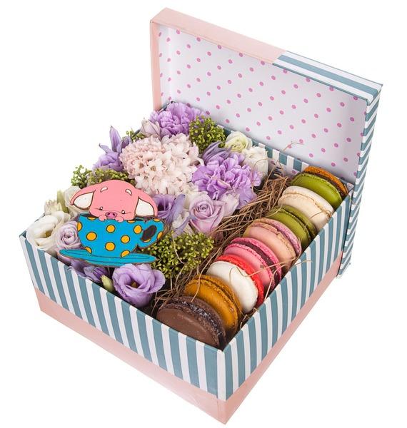 Подарочная коробка Сладкий комплимент – фото № 5