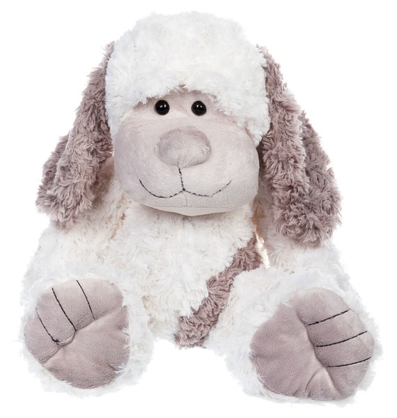 Фото - Мягкая игрушка Собака Роджер (28 см) мягкая игрушка мульти пульти 221606 221606