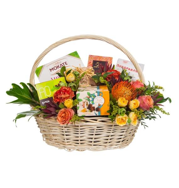 Подарочная корзина Бархатный сезон – фото № 4