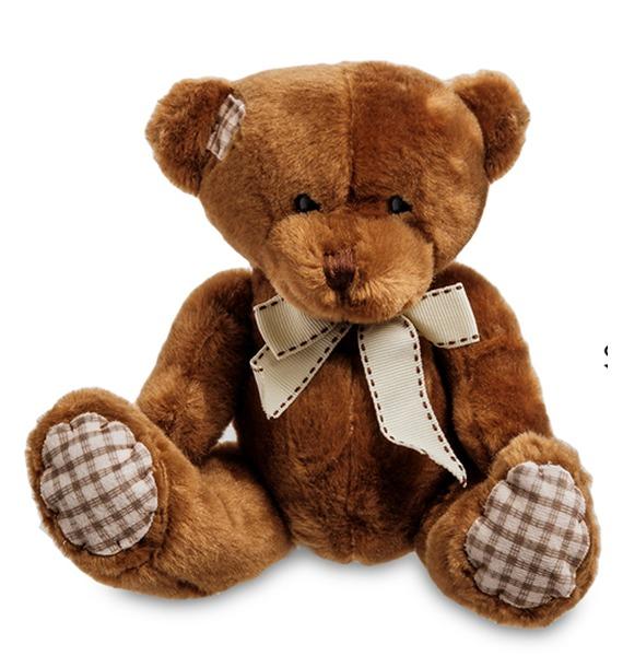 Мягкая игрушка Медвежонок (18 см) nicotoy мягкая игрушка медвежонок винни 35 см