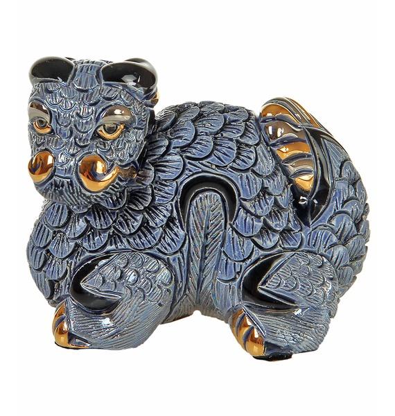 Статуэтка Китайский дракончик статуэтка кошки символизирует