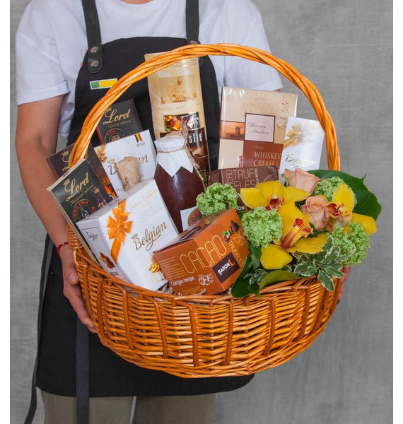 Gift basket Solo – photo #1