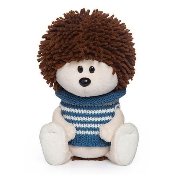 Мягкая игрушка Ежик Игоша в свитере цена
