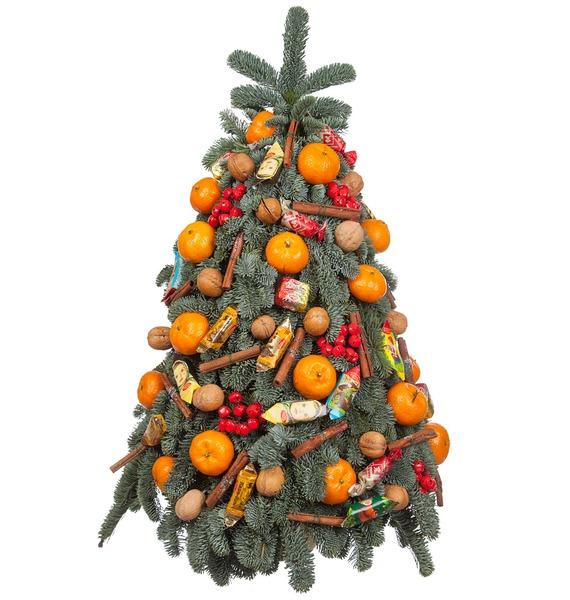 Ёлка Сладкий мандарин (35см, 80см, 150см) – фото № 4