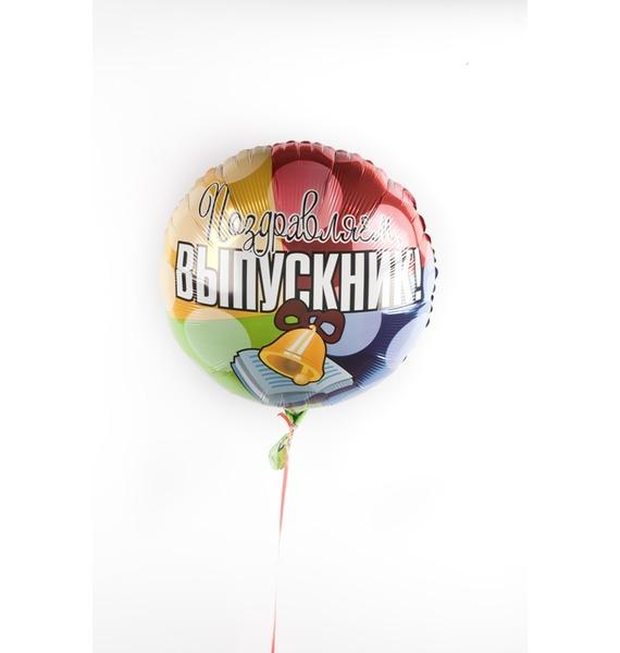 Воздушный шар Выпускник (45 см) – фото № 1