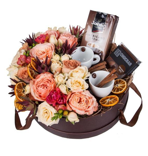 Подарочная коробка Кофейный аромат – фото № 5
