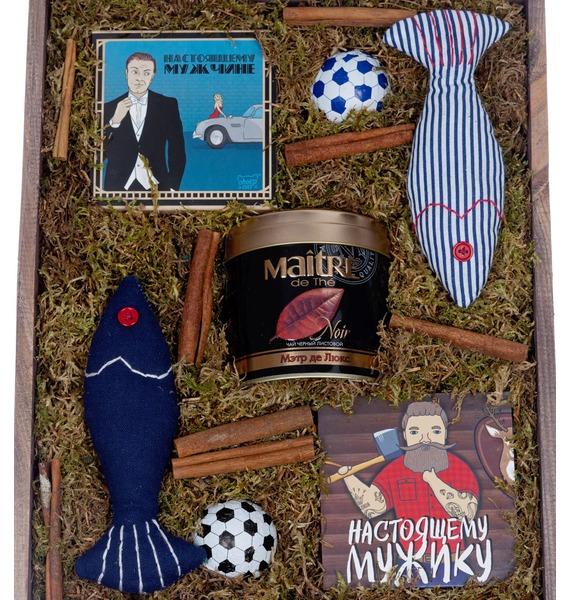 Подарочное кашпо Лучшему мужчине – фото № 2