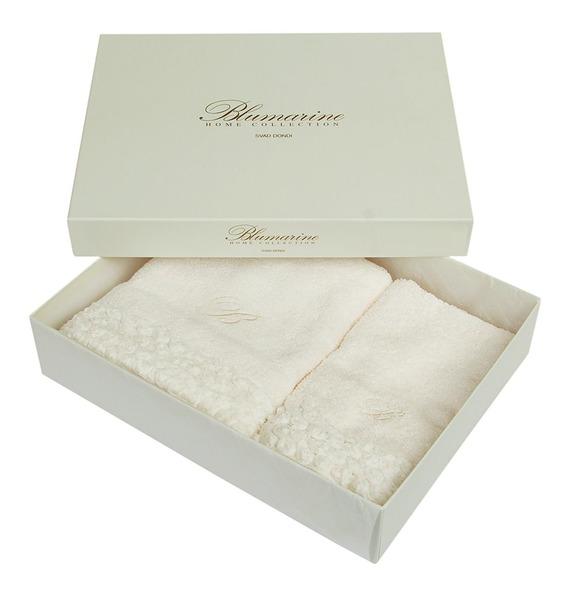 все цены на Комплект из 2 полотенец Blumarine онлайн