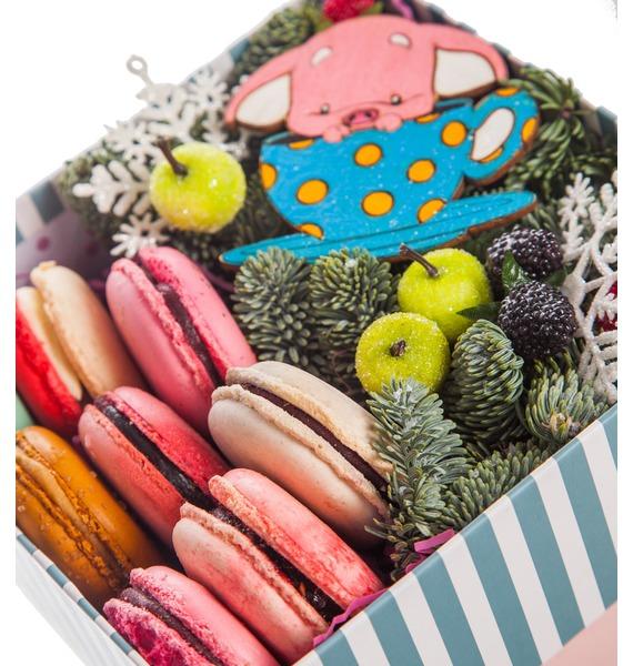 Подарочная коробка Сладкое наслаждение – фото № 2