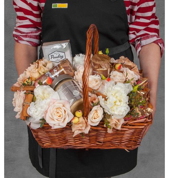 Gift basket Sweet morning – photo #1