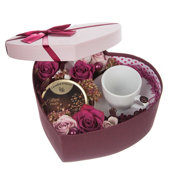 Подарочная коробка Тайна в сердце – фото № 5