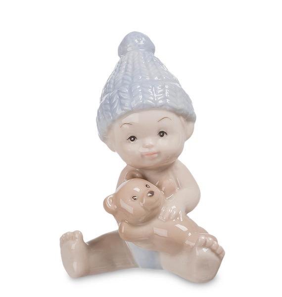 Статуэтка Малыш с игрушкой (Pavone) статуэтка pavone балерина 17 см