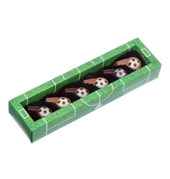Шоколадный набор Свистки – фото № 1