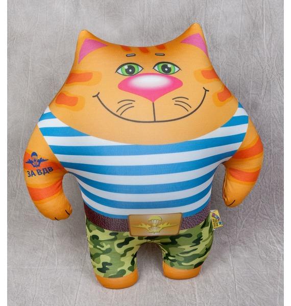 Антистрессовая игрушка-подушка Кот ВДВ подушка игрушка italbaby подушка игрушка черепаха