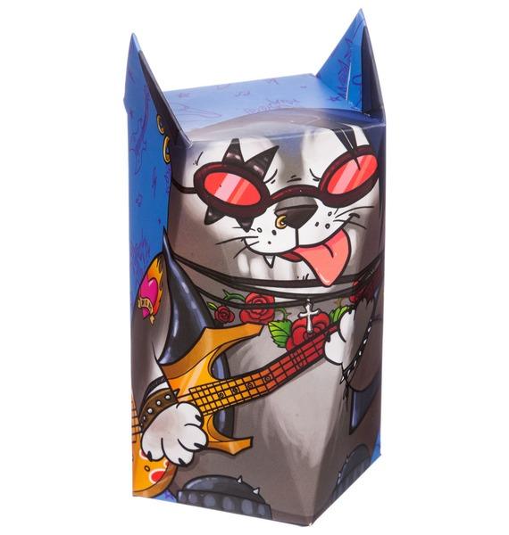Молочный шоколад Кот-рокер – фото № 2