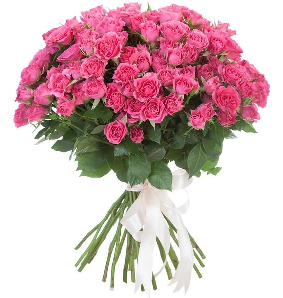 Букет Розовое настроение (25, 51 или 101) – фото № 2