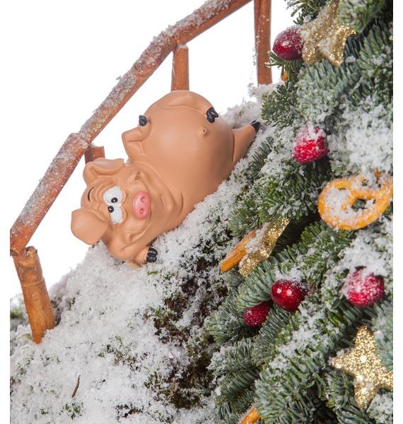 Композиция Счастливые свинки – фото № 2