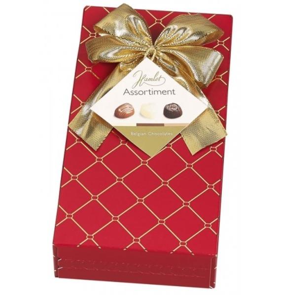 Hamlet шоколадные конфеты Ассортимент Имидж конфеты шоколадные трюфели царские золотые 135гр page 1