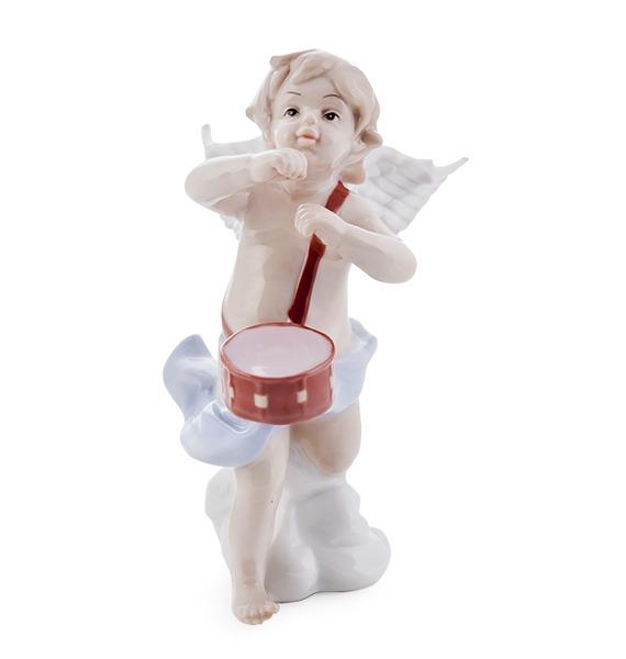Статуэтка Ангелочек-музыкант (Pavone, Италия) cms 23 56 статуэтка клоун pavone