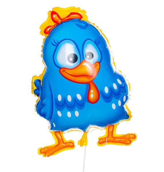 Воздушный шар Курочка (61см) воздушный шар qp 2 0431