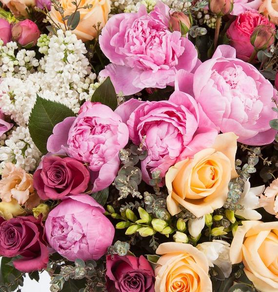 Композиция Бал цветов – фото № 3