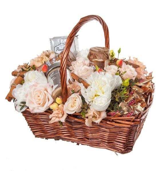 Gift basket Sweet morning – photo #4