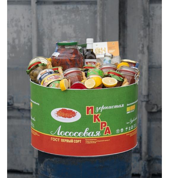 Подарочная коробка Икорка подарочная коробка 2353309 коробка подарочная чудес в новом году