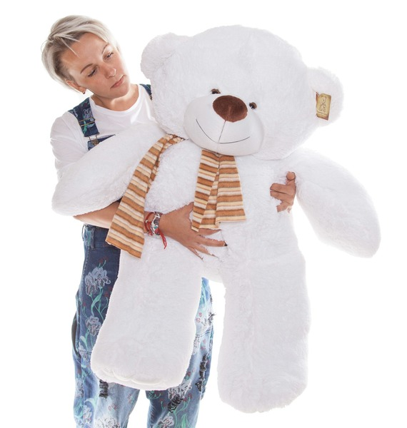 Фото - Мягкая игрушка Мишка Умка (70 см) мягкая игрушка мамонт 20 см
