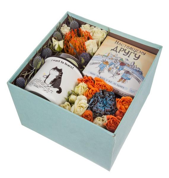 Подарочная коробка Лучший друг – фото № 4