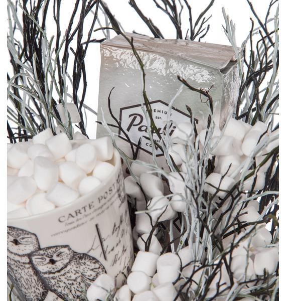 Подарочная коробка Совушки – фото № 2