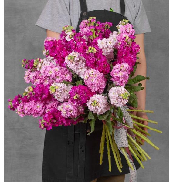 Букет Розовый джем (15, 25 или 51) цена