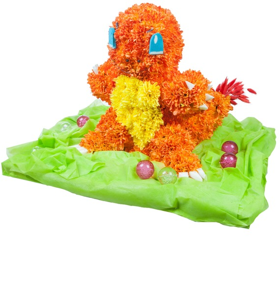 Цветочная игрушка Схвати меня цветочная игрушка схвати меня