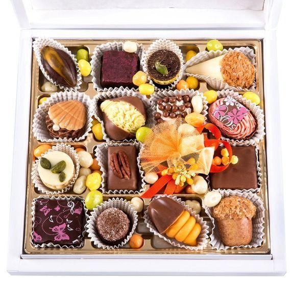 Шоколадный набор Батерфляй – фото № 1