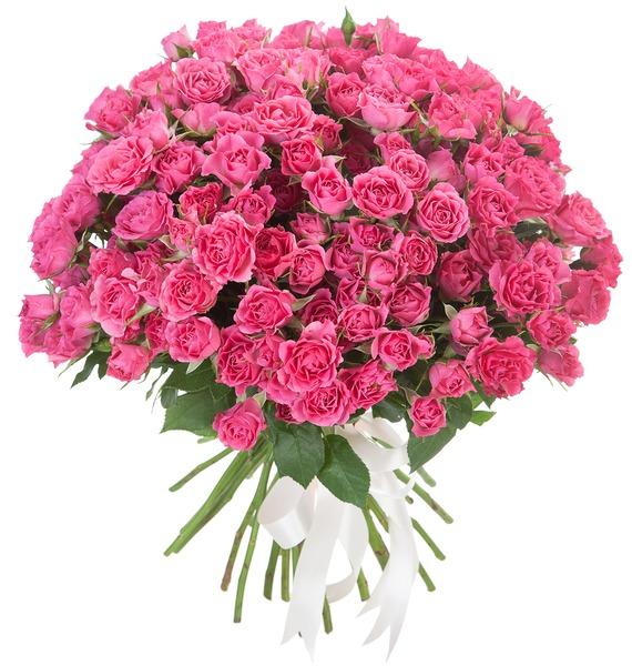 Букет Розовое настроение (25, 51 или 101) – фото № 1