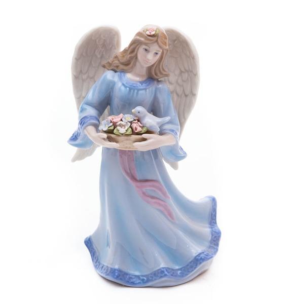 Музыкальная фигурка Светлый Ангел. Pavone, Италия
