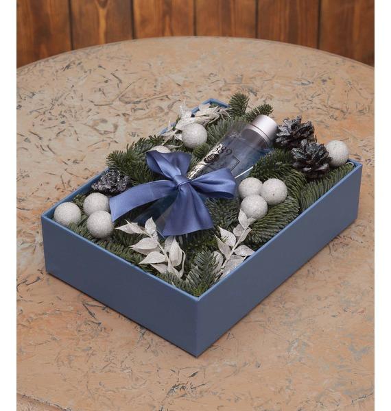 "Подарочная коробка ""Аромат розы"""