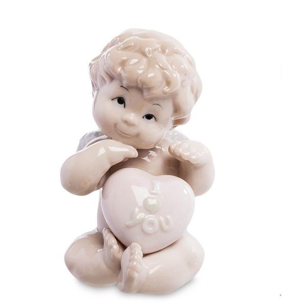 Статуэтка Ангелочек (Pavone) cms 02 7 конфетница лягушка pavone