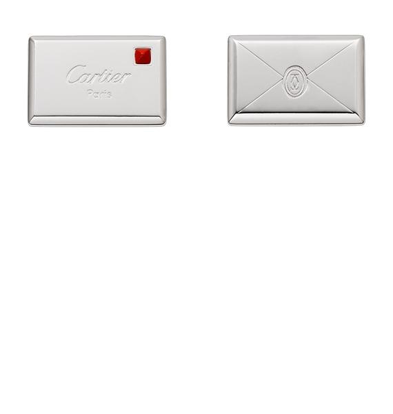 Запонки Cartier (Франция) – фото № 2
