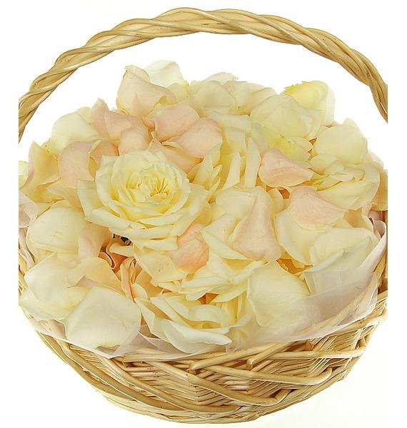 "Лепестки светлых роз ""Добрый Ангел"" moran лепестки роз 50 мл"