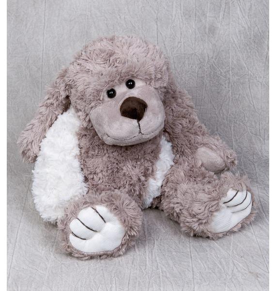 Мягкая игрушка Собака Шелдон (23 см) мягкая игрушка собака лабрадор