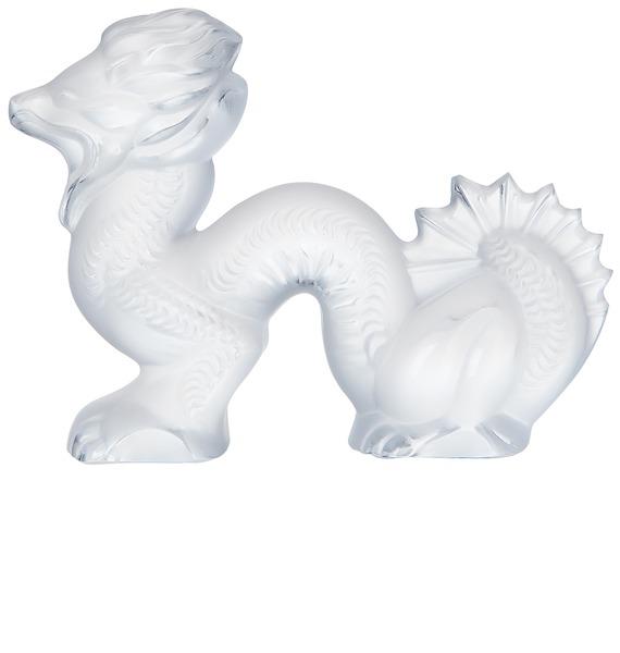 Хрустальная статуэтка Дракон (LALIQUE) – фото № 1