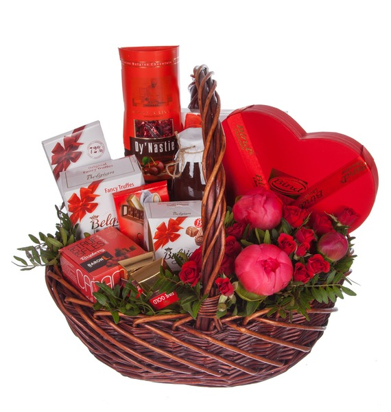 Gift basket Flash of feelings – preview #5