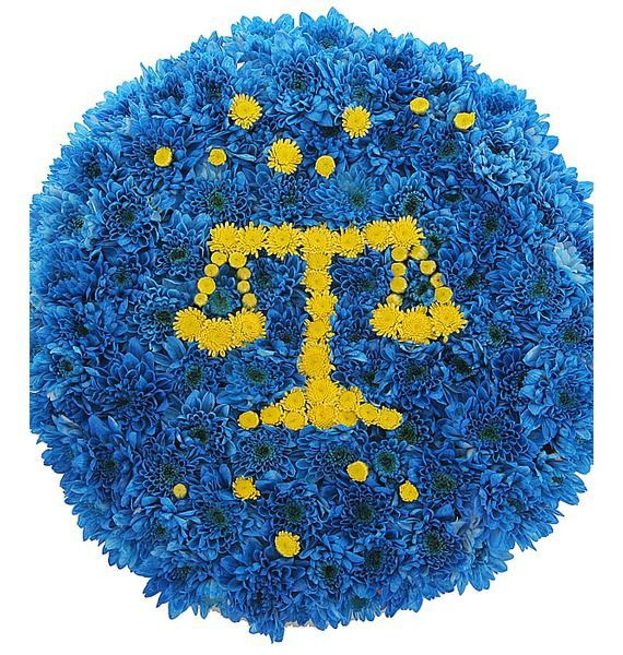 Знак зодиака Весы (24 сентября - 23 октября) фигура диамант знак зодиака рыба 5х5х2 5 см 1138974