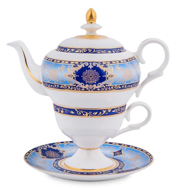 """цена на Чайный набор """"Соло Флоренции"""" (Pavone)"""