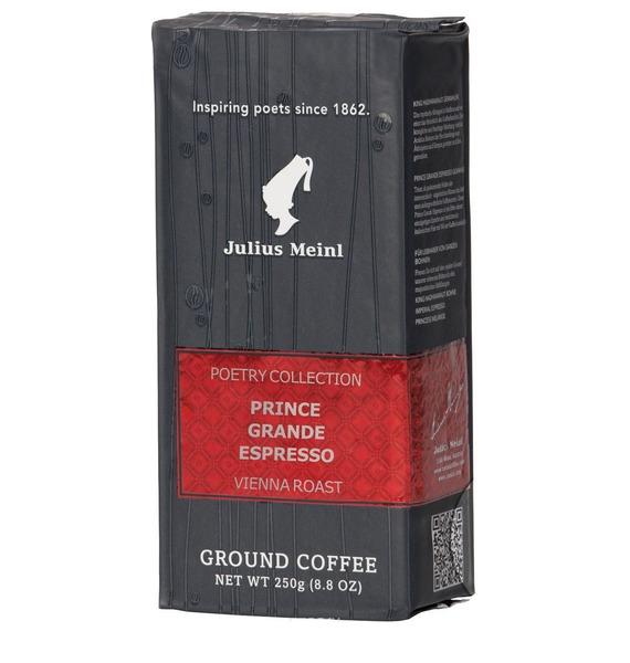 Фото - Кофе JULIUS MEINL Грандэ Эспрессо молотый кофе молотый julius meinl юбилейный 250 г