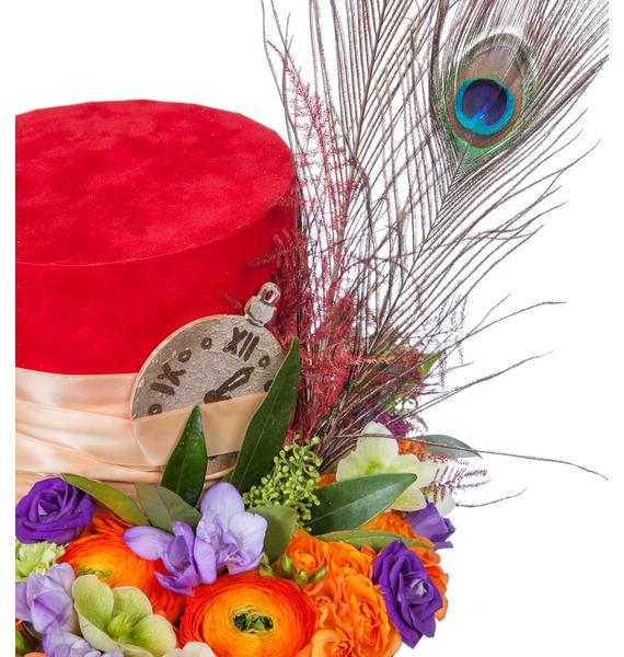 Композиция Сказочная шляпа – фото № 2