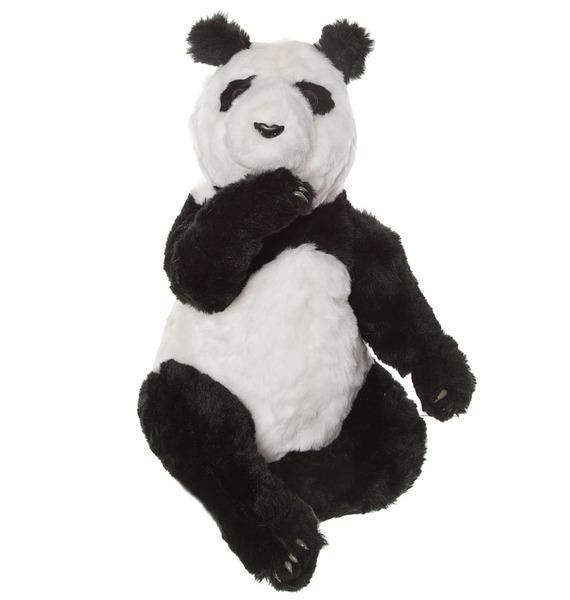 Мягкая игрушка Панда (55 см) мягкая игрушка панда текстиль 45см