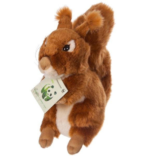 Мягкая игрушка Белка WWF (23 см) игрушка