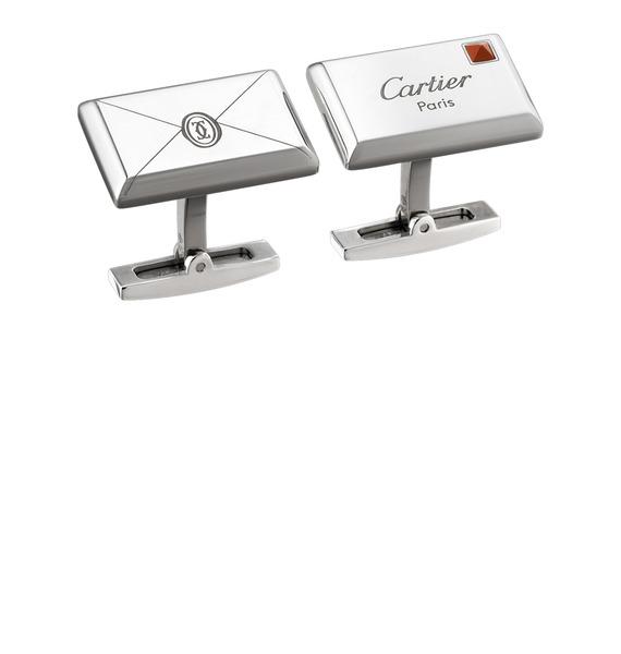 Запонки Cartier (Франция) – фото № 1